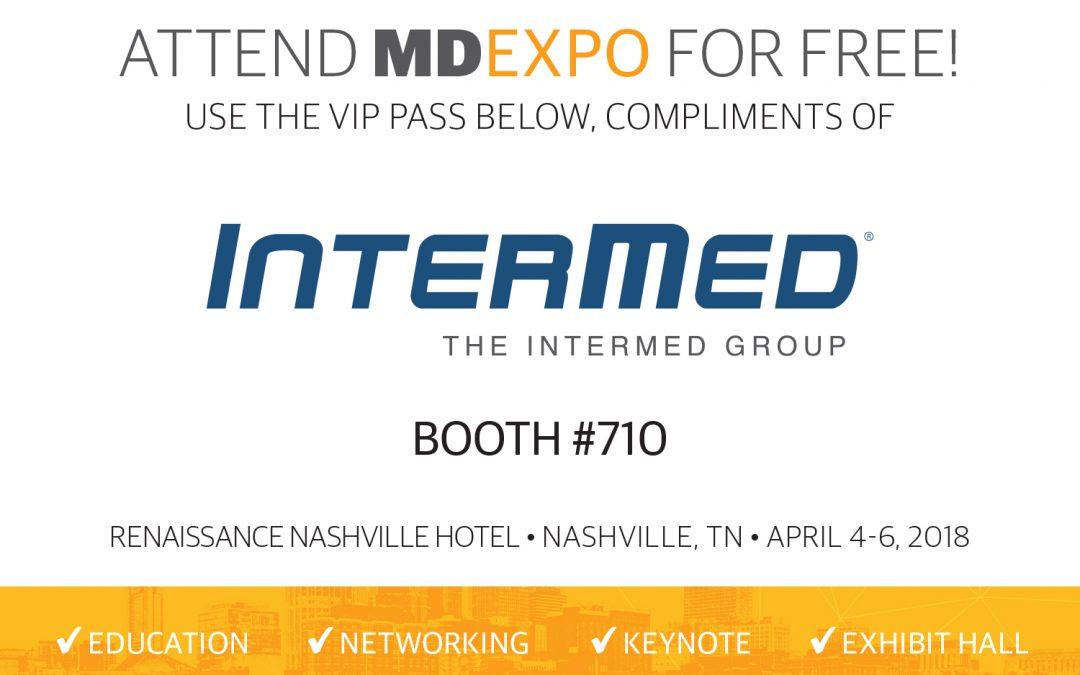 Visit InterMed at MD Expo Nashville