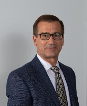 Larry Hertzler, COO for the InterMed Group
